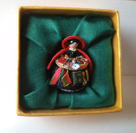 Pedlar Doll Black Box 1