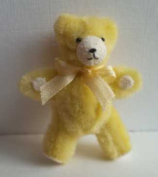 Teddy Pale Yellow