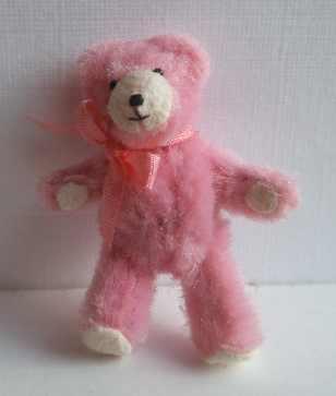 Teddies pink