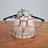 Glasses holder - The lady