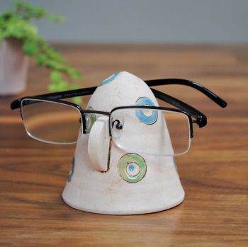 Glasses holder - Mr happy