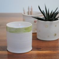 Scented candle - Botanic garden