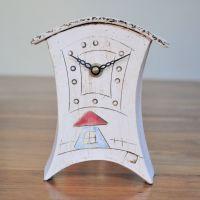 Ceramic mantel clock - Mini