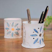 Pencil holder or Tealight holder