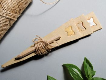 Plant markers - Set of 3