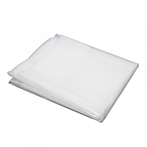 Single mattress cover, very strong polythene