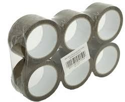 Brown Packing Tape 48mm x 66 meters x 1 roll