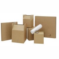 House Removal Kit , House, flat 3 + beds