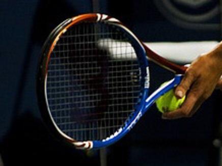 tennis menu