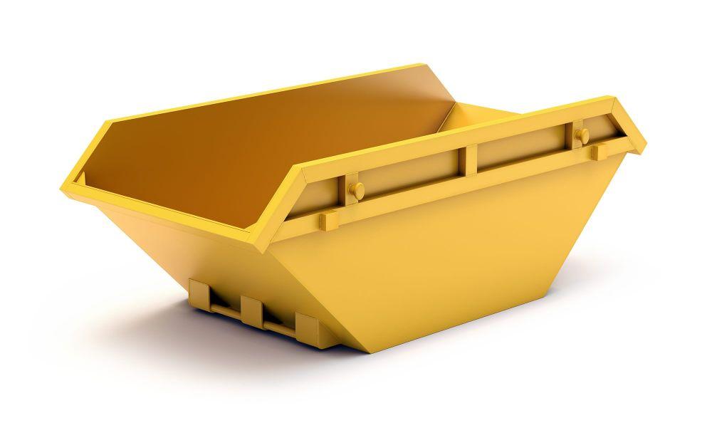 Maxi Skip 4 cubic yard