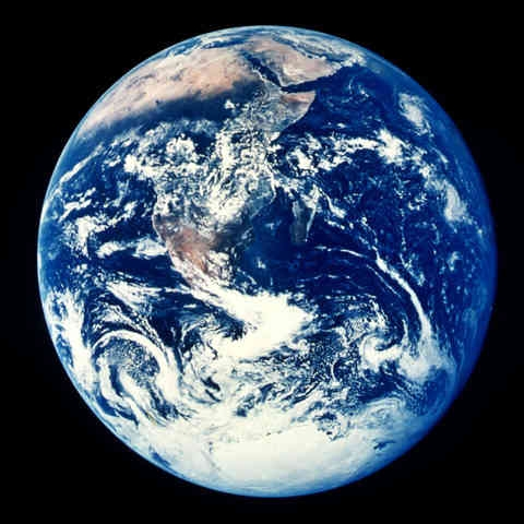 our earth, look after it