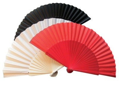 NEW! Spanish Flamenco Fans (27cm)