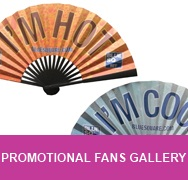 Promotional Fans Gallery