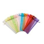 Organza Favour Bags - Plain
