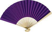 Purple Fans