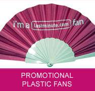 <!-- 030 -->Promotional Plastic Fans