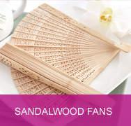 <!-- 007 --> Sandalwood Fans