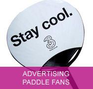 Advertising Fans