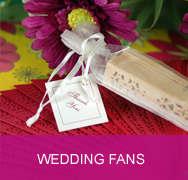 <!-- 040 -->Wedding Fans