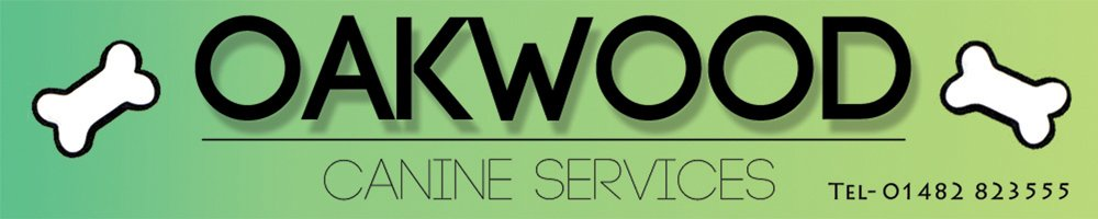 Oakwood Canine Services, site logo.