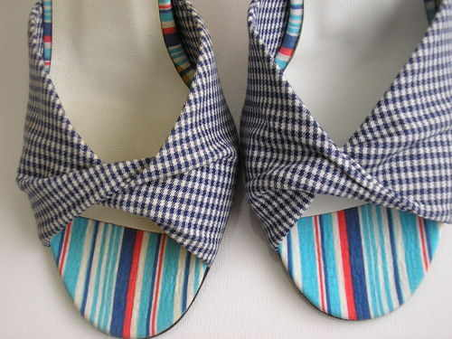 gina gingham fronts