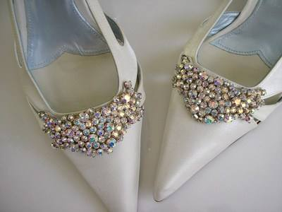 Spanish MARIAN slingbacks wedding size 7 013