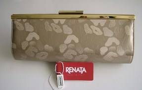 Renata 3 way mother bride bag Brocatto beige new 003