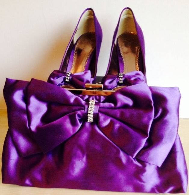 phase eight heels and bag size 4.5-5