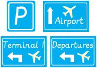 Role Play Pack - Airport
