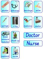 Role Play Pack - Doctors