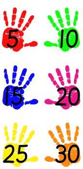 Number Line Poster Pack