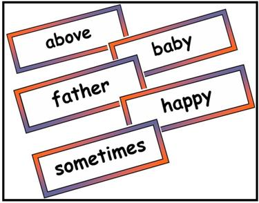Year 4/5 Medium Frequency Vocabulary Pack