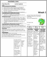 KS2 Guided Reading Plans - Various Texts