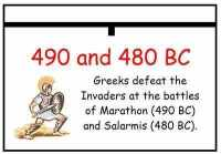 Greek Historical Timeline Posters
