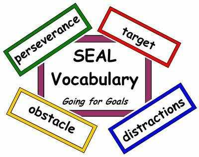 SEAL Vocabulary - Going for goals