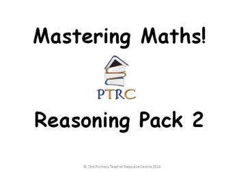 Year 6 SATs Reasoning Pack 2 - Mastering Maths