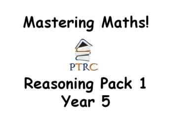 Year 5 SATs Reasoning Pack 1 - Mastering Maths