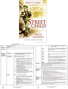 Street Child Guided Reading Plans