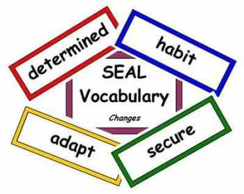 SEAL Vocabulary - Changes
