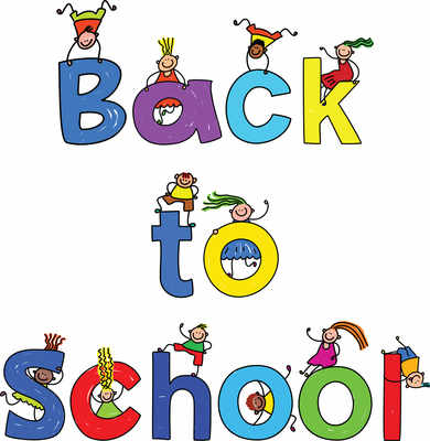 Back to School Label & Display BUMPER Pack 2