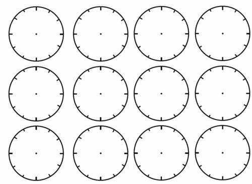 Clock Faces - Free