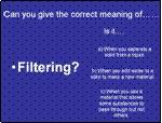 Different Changes Quiz/Assessment PowerPoint