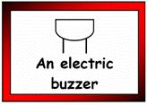 Electrical Symbols Science Display Pack