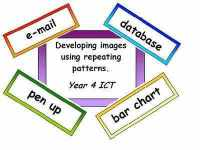 Year 3/4 ICT Vocabulary Cards (Old Curriculum)