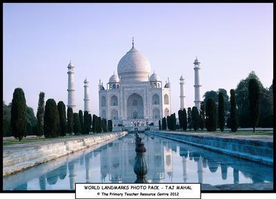 World Landmarks Photo Display Pack
