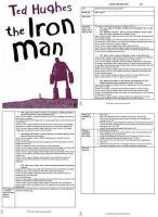 The Iron Man Guided Reading Plans