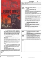 Toro Toro Guided Reading Plans