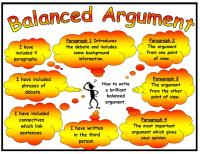 Balanced Argument Success Criteria Poster