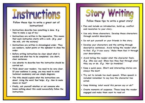 KS2 SATs Writing Tips