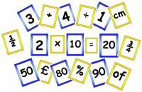 Primary Maths Number Display Posters